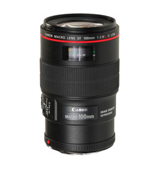 Teleobjektiv Canon 100mm