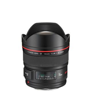 Širokoúhlý objektiv Canon 14mm