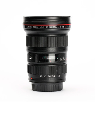 Širokoúhlý objektiv Canon 16-35mm f/2.8