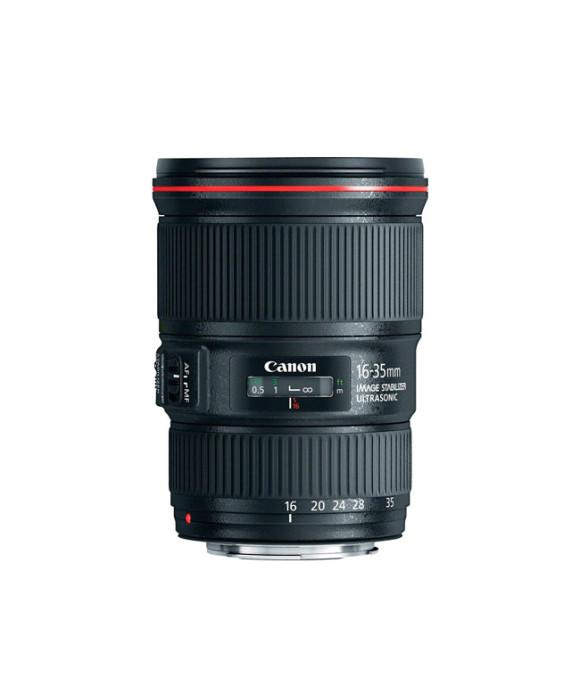 Širokoúhlý objektiv Canon 16-35mm