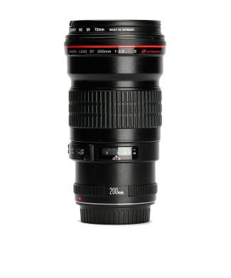 Teleobjektiv Canon 200mm
