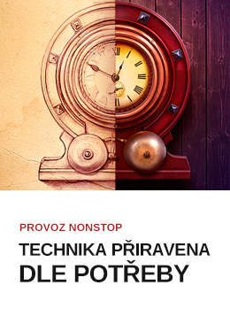Půjčovna kamer a objektivů NONSTOP 24/7