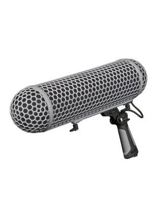 Protivětrná ochrana mikrofonu