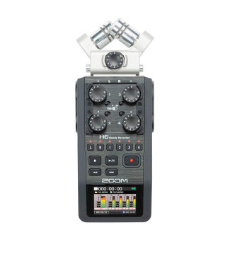 Audio recordér Zoom H6