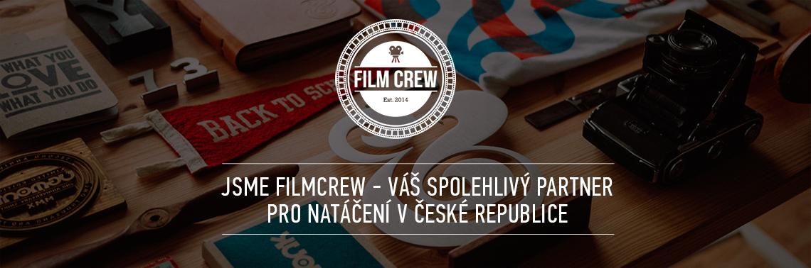 Půjčovna filmové techniky Praha a Brno